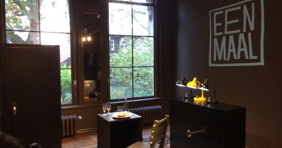 Eenmaal interior  at Lensvelts